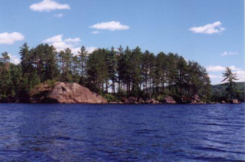 Canoe Lake To Burntroot Lake